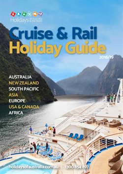 Travel offers in the Holidays of Australia catalogue in Adelaide SA