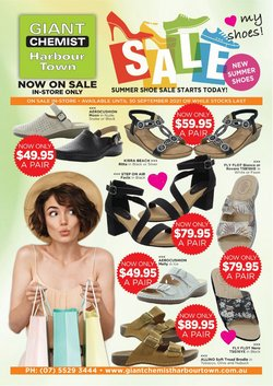 Giant Chemist specials in the Giant Chemist catalogue ( 8 days left)