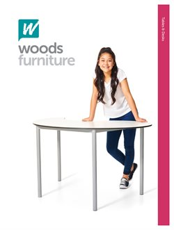 Woods Furniture catalogue ( Expired )