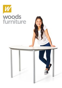 Woods Furniture catalogue ( More than one month )