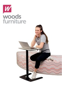 Woods Furniture specials in the Woods Furniture catalogue ( More than one month)