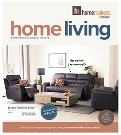 Homeware & Furniture offers in the Homemakers catalogue in Yeppoon QLD