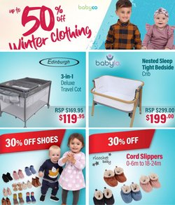 BabyCo specials in the BabyCo catalogue ( 2 days left)