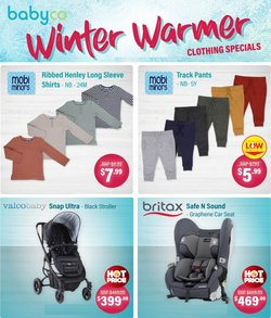 Kids, Toys & Babies specials in the BabyCo catalogue ( 8 days left)