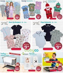Kids, Toys & Babies specials in the BabyCo catalogue ( 15 days left)