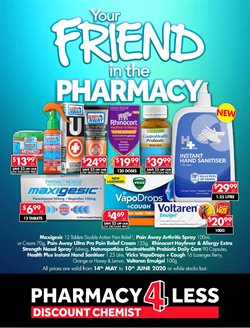 Pharmacy4Less catalogue in Sydney NSW ( 15 days left )