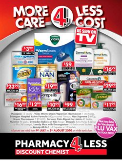 Pharmacy4Less catalogue in Melbourne VIC ( 20 days left )