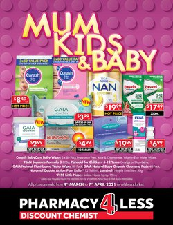 Pharmacy4Less catalogue ( More than one month )