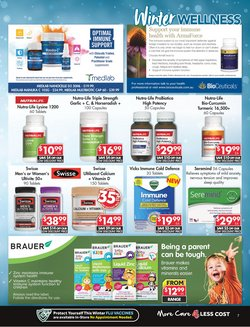Brauer specials in the Pharmacy4Less catalogue ( 21 days left)