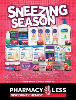 Pharmacy4Less specials in the Pharmacy4Less catalogue ( 7 days left)