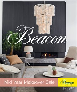 Offers from Beacon Lighting in the Melbourne VIC catalogue