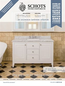 Schots Home Emporium specials in the Schots Home Emporium catalogue ( More than one month)