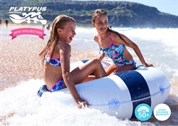 Offers from Platypus Swimwear in the Sydney NSW catalogue