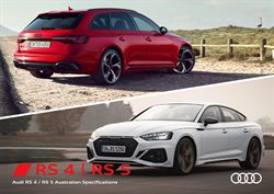 Audi catalogue ( More than one month )