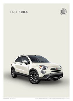 Offers from Fiat in the Sydney NSW catalogue
