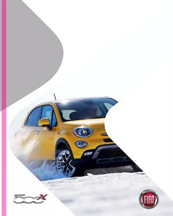 Fiat specials in the Fiat catalogue ( More than one month)