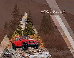 Jeep catalogue ( More than one month )
