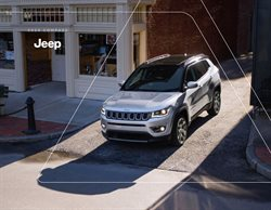 Jeep specials in the Jeep catalogue ( More than one month)