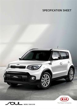 Offers from Kia in the Sydney NSW catalogue