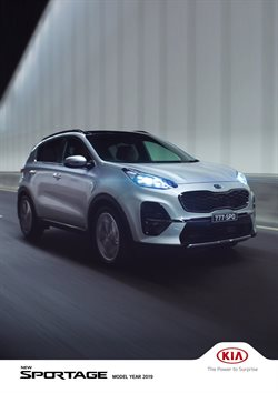 Offers from Kia in the Brisbane QLD catalogue