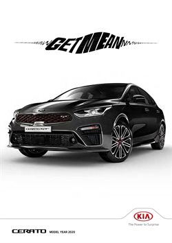 Kia catalogue ( More than one month )