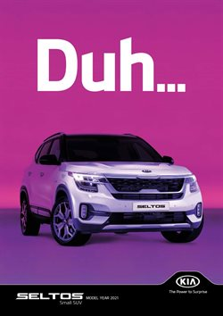 Cars, Motorcycles & Spares offers in the Kia catalogue in Sydney NSW ( More than one month )