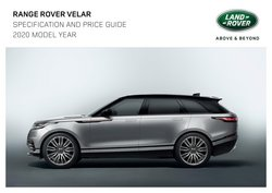 Land Rover catalogue ( More than one month )