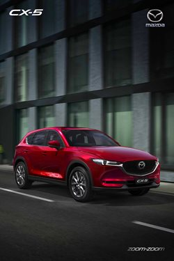 Offers from Mazda in the Brisbane QLD catalogue