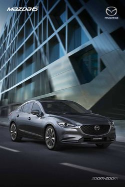 Cars, motorcycles & spares offers in the Mazda catalogue in Sydney NSW