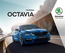 Škoda catalogue ( 3 days left )
