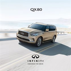 Offers from Infiniti in the Sydney NSW catalogue