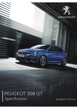Peugeot catalogue ( Expired )