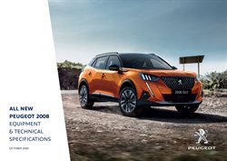 Cars, Motorcycles & Spares specials in the Peugeot catalogue ( More than one month)