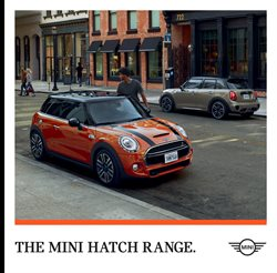 Mini specials in the Mini catalogue ( More than one month)