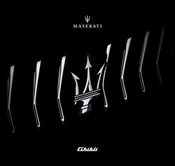 Maserati catalogue ( Expired )