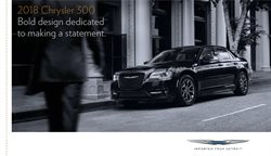 Offers from Chrysler in the Sydney NSW catalogue
