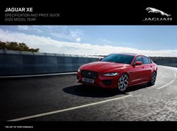 Jaguar catalogue ( More than one month )