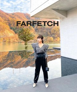 Farfetch catalogue ( Published today)