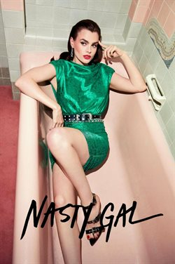 Nasty Gal catalogue ( More than one month )
