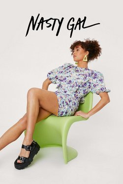 Clothing, Shoes & Accessories specials in the Nasty Gal catalogue ( 4 days left)