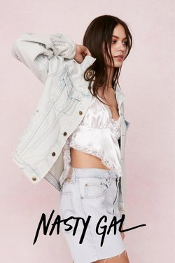 Clothing, Shoes & Accessories specials in the Nasty Gal catalogue ( 2 days left)