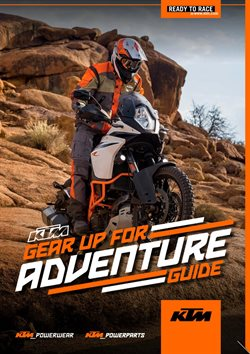 Offers from KTM in the Brisbane QLD catalogue