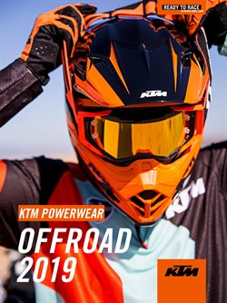 Offers from KTM in the Sydney NSW catalogue