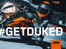 KTM catalogue ( More than one month )