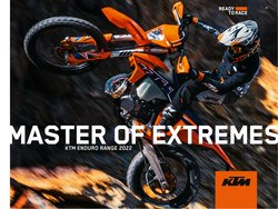 KTM specials in the KTM catalogue ( More than one month)