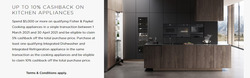 Fisher & Paykel coupon ( 8 days left )