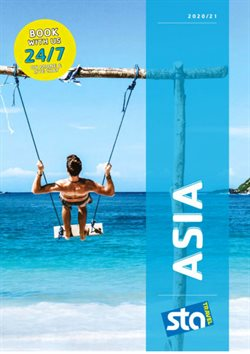 Travel & Leisure offers in the STA Travel catalogue in Sydney NSW ( More than one month )