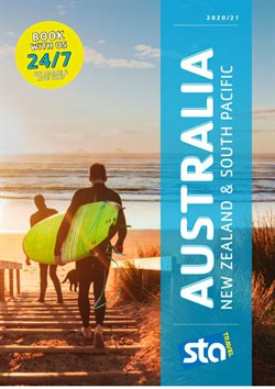Travel & Leisure offers in the STA Travel catalogue ( More than one month )
