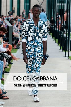 Dolce & Gabbana catalogue ( More than one month )
