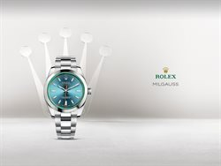 Rolex catalogue in Sydney NSW ( More than one month )